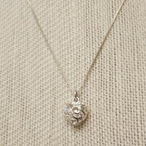 Vintage Sterling Necklace